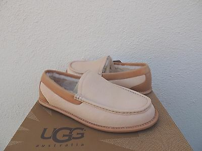 c5983b317eb UGG LORNE 1978 Collection Leather/ Sheepskin Slippers, Men Us 9/ Eur 42 ~New