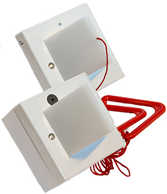 Direct Page Wireless Disabled Toilet Alarm Kit 1