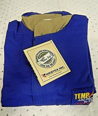 Stanco Safety Products Temp Test Arc Protection Coat TT25650-L