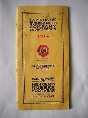 1914 La Crosse Rubber Mills Company Advertising Booklet