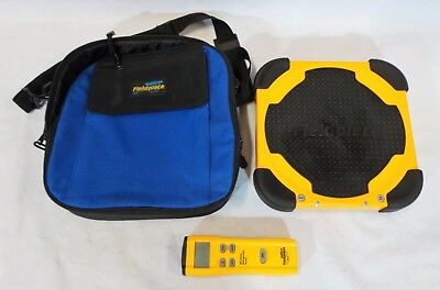 Fieldpiece SRS2 - Wireless Refrigerant Scale with Receiver & Padded Case - Mint!