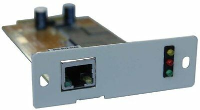 NEW! Emerson Liebert IS-WEBRT3 IntelliSlot Web Communication Interface Card