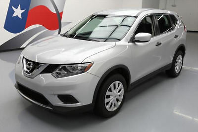 2016 Nissan Rogue  2016 NISSAN ROGUE S AWD REAR CAM CRUISE CONTROL 46K MI #747267 Texas Direct Auto