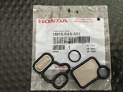 Genuine Oem Honda K-Series I-Vtec Spool Valve Gasket Kit Acura Rsx Civic Si K20