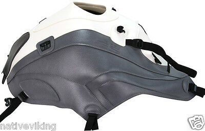 Bagster TANK COVER bmw R1200GS 2014 white grey BAGLUX R GS tank protector 1642A