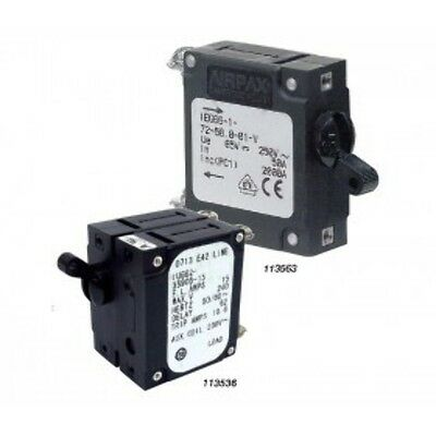BEP Circuit Breaker Switches Amps Double Pole