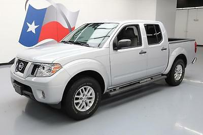 2014 Nissan Frontier  2014 NISSAN FRONTIER SV CREW HEATED SEATS REAR CAM 24K #752548 Texas Direct Auto