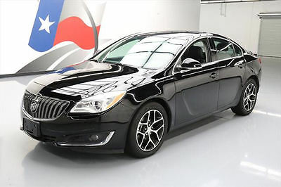 2017 Buick Regal  2017 BUICK REGAL SPORT TOURING TURBO HTD LEATHER 22K MI #101067 Texas Direct