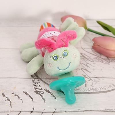 New Mary Meyer Wubbanub Infant Baby Soothie PACIFIER ~ You Choose Animal 2233