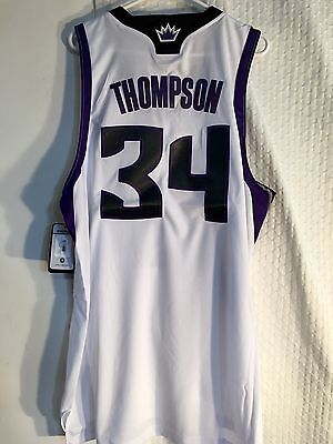 8475e93c1729b NBA Sacramento King Jason Thompson Swingman Maillot De Basket-ball Gilet