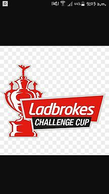 challange cup final tickets