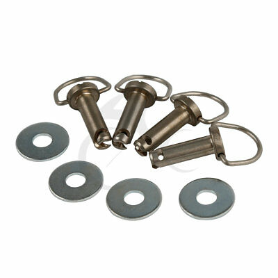 Hard Saddlebag Mounting Pin Bolts For Harley Touring Road Electra Glide Softail