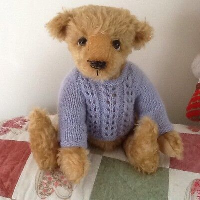 Mason One Of A Kind 15 Inch Artist BEAR - Made By Debs Teds....