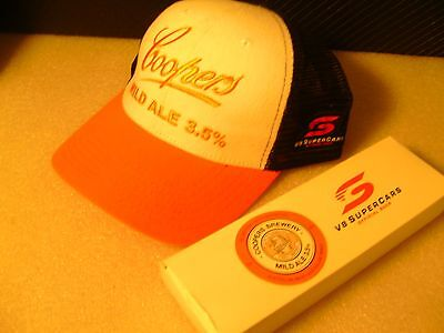 Coopers Mild Ale Cap & Coopers Mild Ale Supercars Tool Kit