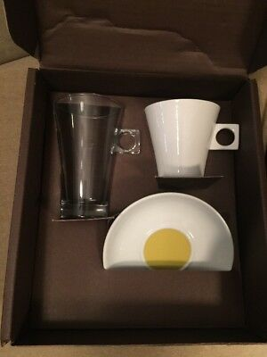 Nescafe Dolce Gusto 3pc Cup Set