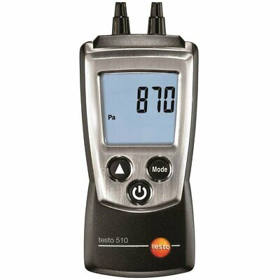 Testo 510 Pocket Differential Pressure Manometer 0563 0510
