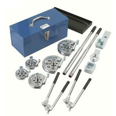 Imperial 260-FHA Tube Bender Kit with 7-Size Inter-changeable Heads