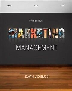 Marketing Management - NEW - 9781337271127 by Iacobucci, Dawn