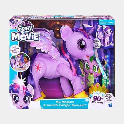 NEW My Little Pony The Movie My Magical Princess Twilight Sparkle™