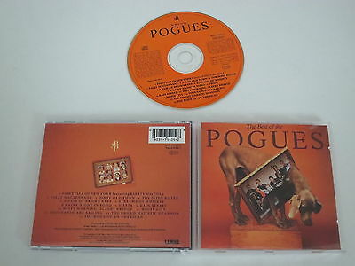 The Pogues/The Best Of The Pogues ( Pogue Mahone 9031-75405-2) CD Album