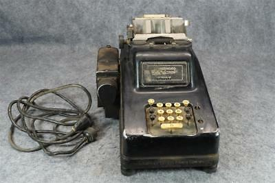 Underwood Sundstrand Electric Adding Machine C. 1930S