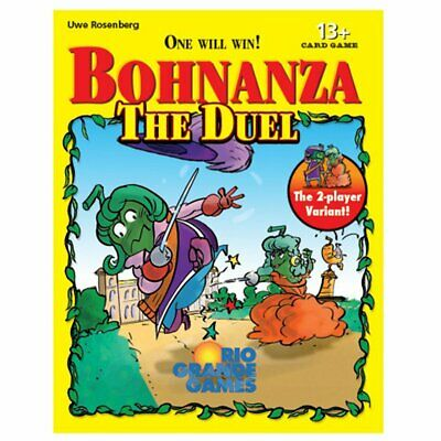 Bohnanza the Duel Board Game Card Game