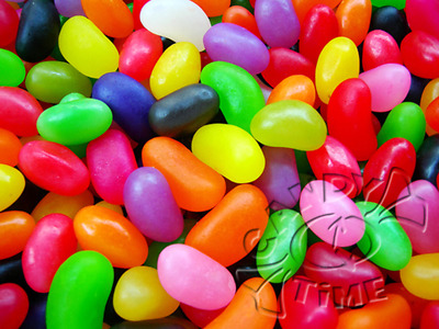 Allens Jelly Beans 1Kg Bag Lollies Multicoloured Rainbow