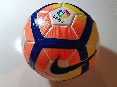 Genuine NIKE STRIKE LA LIGA FOOTBALL SOCCER Ball Size 5 Official Top Match Ball