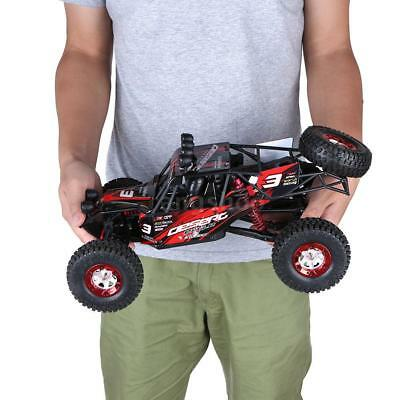 Original FEIYUE FY-03 EAGLE-3 1:12 4WD 2.4G Desert Off-road RC Car Xmas Gift
