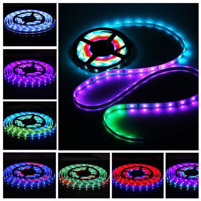5M 150LED 6803IC 5050 Dream Color RGB LED Strip Light Streifen Licht wasserfest