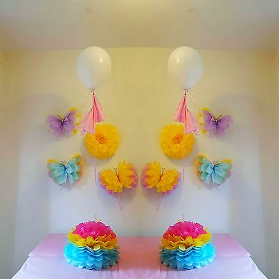 balloon weights and tassels wedding girl birthday hen party  decorations