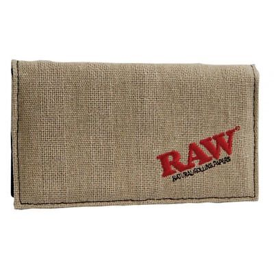 Raw Smokers Wallet  For Tobacco King Size Papers - Tobacco Pouch