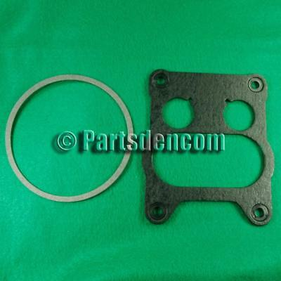 ROCHESTER QUADRAJET CARBURETTOR 4mm THICK BASE GASKET & AIR CLEANER GASKET
