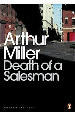 Death of a Salesman Certain Private Conversa by Arthur Miller Paperback Book New