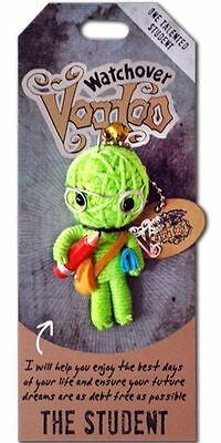 Watchover Superhero Teacher Voodoo Doll Keyring Christmas Gift Collectable New