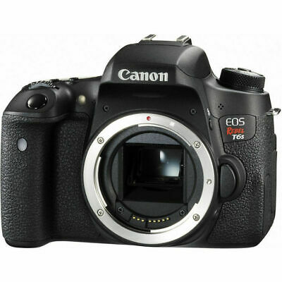 Canon EOS Rebel T6s DSLR Camera (Body Only) 0020C001