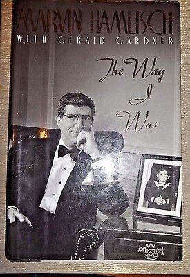 "Marvin Hamlisch Signed ""The Way I Was"" Grammy, Tony, Oscar, and an Emmy Winner"