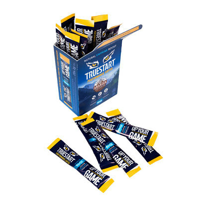 TrueStart Performance Coffee - Controlled Natural Caffeine 20 Sachets - SAVE 20%