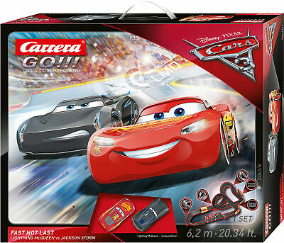 Neu CARRERA GO!!!  62416 Disney/Pixar Cars 3 - Fast Not Last 6664776