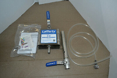 Lafferty A-50 Airless Foamer Complete, 35 TO 125 PSI, 2.3 GPM