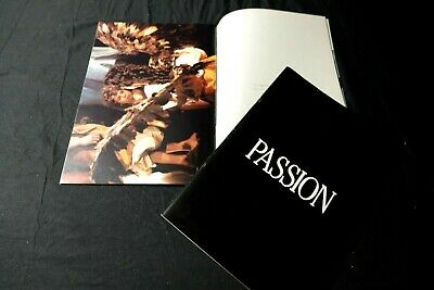 jean luc godard PASSION isabelle huppert  dossier presse cinema  1982  40 pages