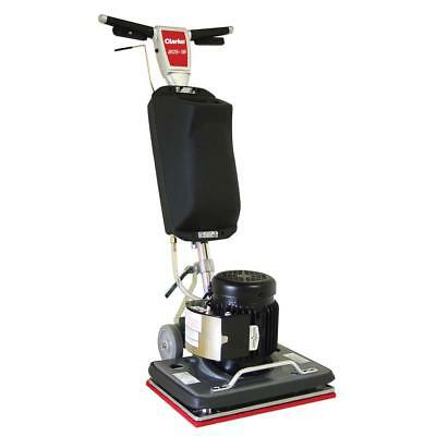 Clarke High Speed Bos-18 Orbital Floor Machine With Tank 3,600 Rpm! In Stock!