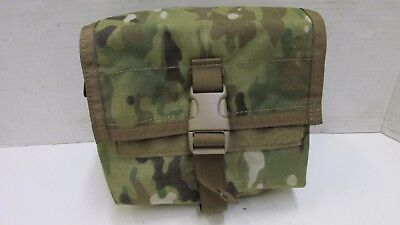 New US GI M240 M60 100rd Linked Ammo Pouch Multicam Specter Molle 7.62MM 308