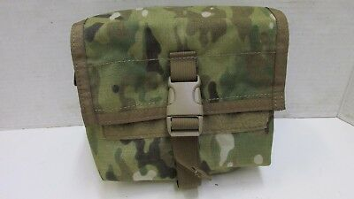 USGI Multicam Molle Ammo Pouch Specter Gear 100 Round Linked 7.62MM 308 US Made