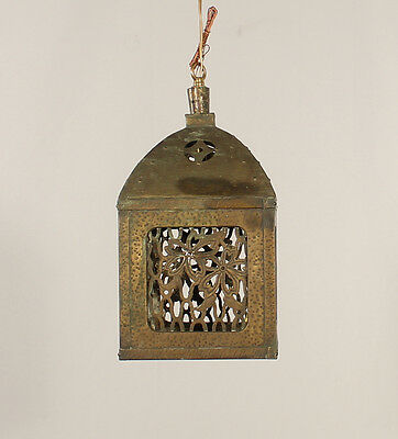 Antique Iron Bird Cage Lantern