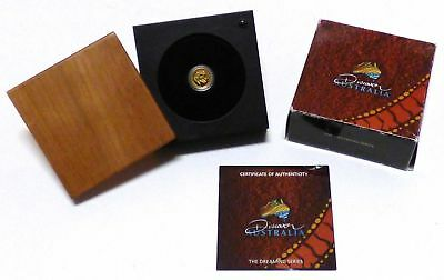 2011 Discover Australia Dreaming Series Tasmanian Devil 1/25 oz Proof Gold $5