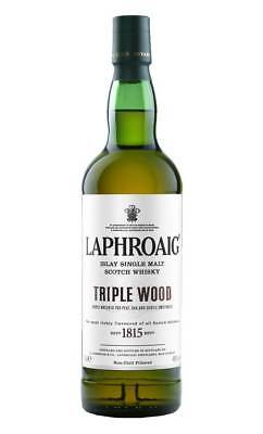 Laphroaig Triple Wood Single Malt Scotch Whisky 700ml (Boxed)
