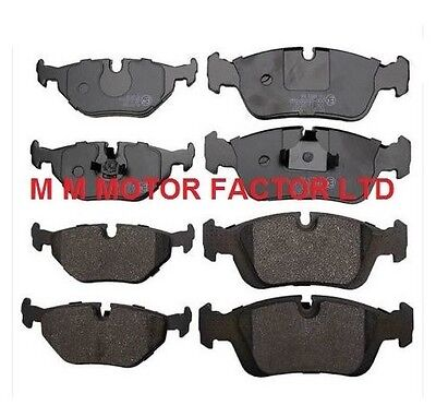Rover 75 Connoisseur & Tourer 1.8, 2.0 & 2.5 |CDT CDTi| Front & Rear Brake Pads