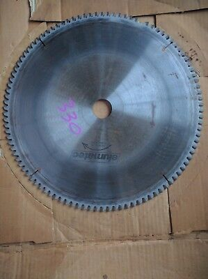 ELUMATEC 330mm 104T TUNGSTEN CARBIDE Tooth CIRCULAR SAW BLADE. Bore ID 32mm