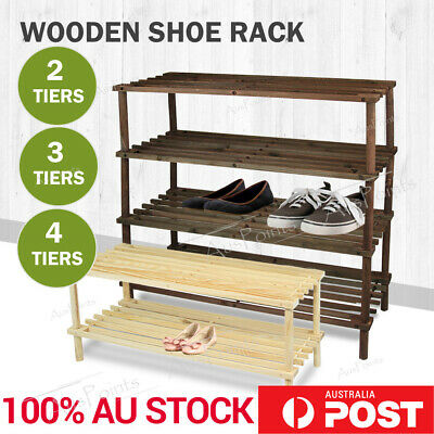 Shoe Cabinet Rack Storage Organiser Shelf Cupboard White Drawers 12 Pairs